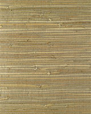Drab Blend Jute Grasscloth